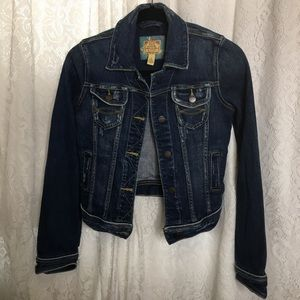 Blue Denim ABERCROMBIE & FITCH Women's sz small
